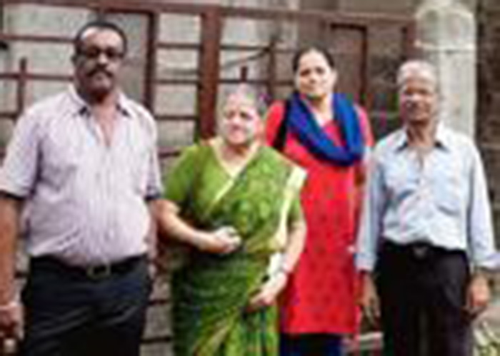 Flat owners of Tej Society