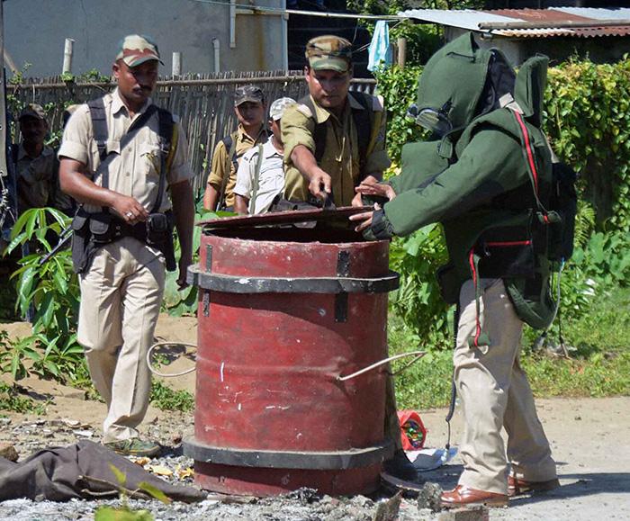 Bomb Disposal Squad
