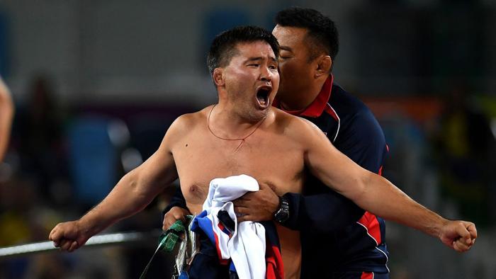 After Ganzorigiin Mandakhnaran Is Denied Bronze Medal At Rio