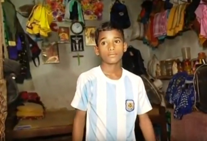 From The Slums Of Odisha To FC Bayern Munich, 11-Year-Old Chandan Nayak Is Making The Trip Many Footballers Dream Of