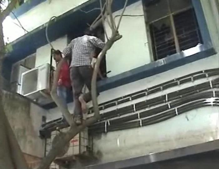 Two Dead In Murshidabad Hospital Fire