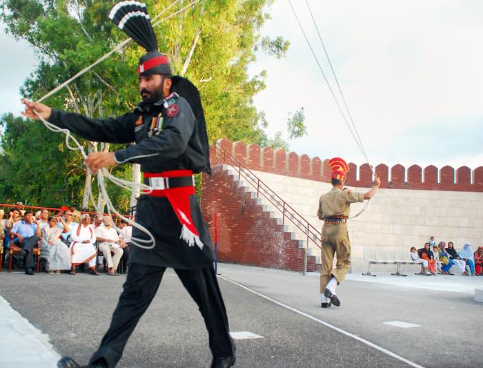 Ganda Singh borders