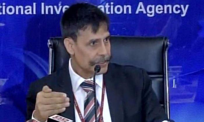NIA IG   Sanjeev Kumar