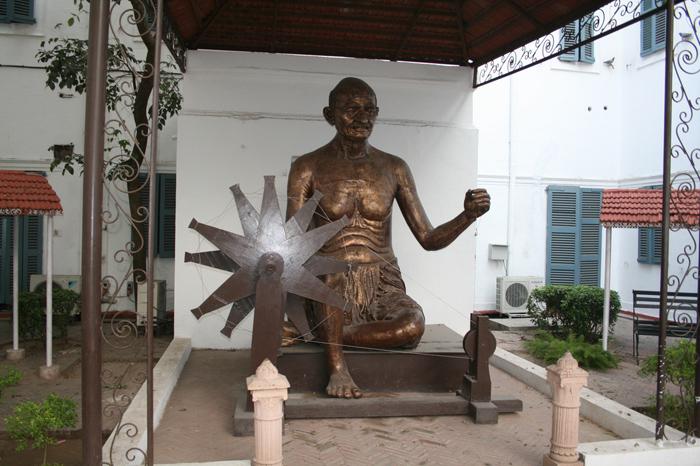 Porbandar Gandhi House
