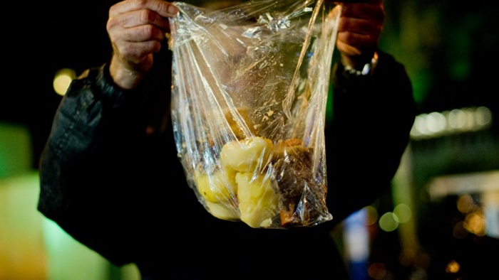 Brazilian Restaurants Turn Waste Back Into Food