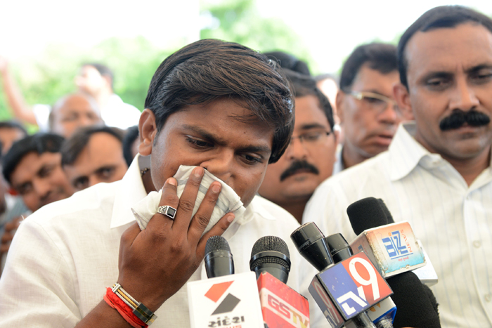 Hardik Patel Used Quota Stir To Become Leader, Amass Wealth: Aides