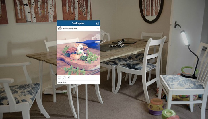 The truth behind those perfect Instagram pics