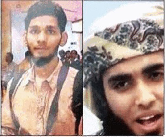 ISIS attracted youth from India