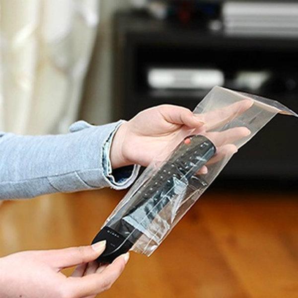plastic remote