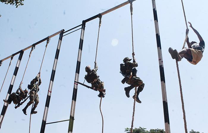 Army Trianing