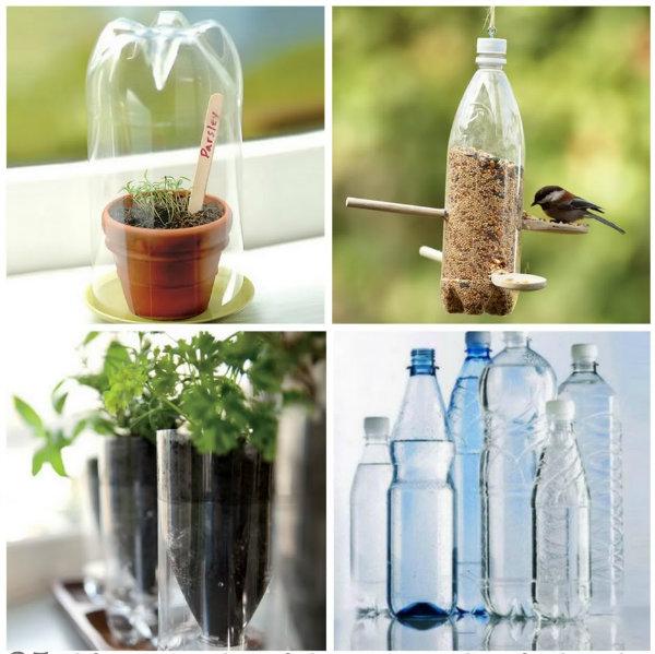 plastic bottle recycle