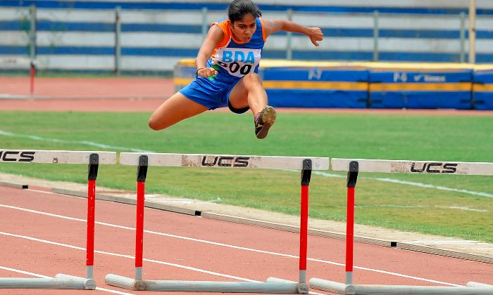 junior level athletes