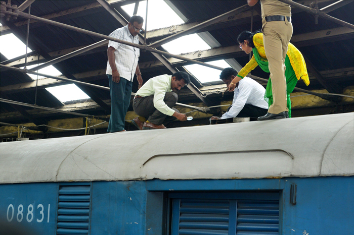 Robbers Cut Open Roof Of Train Coach, Steal Rs 5.78 Crore