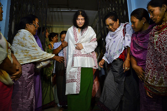 Sharmila Chanu