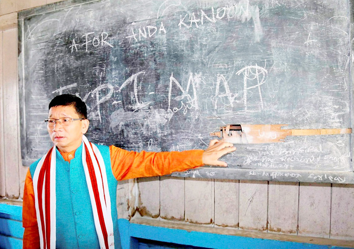 Former Chief Minister Kalikho Pul