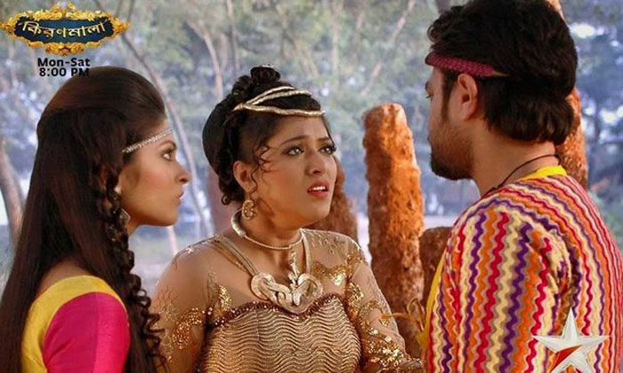 TV serial Kiranmala