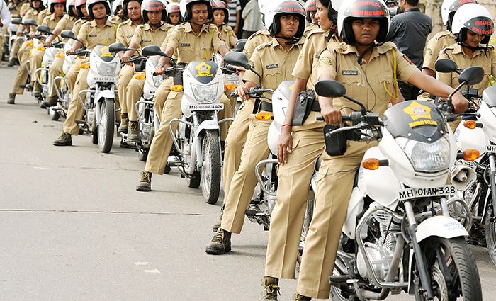 Women Patrol Team