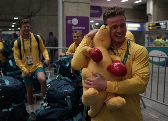 AUS athletes