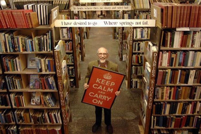 Barter Books, Alnwick, UK