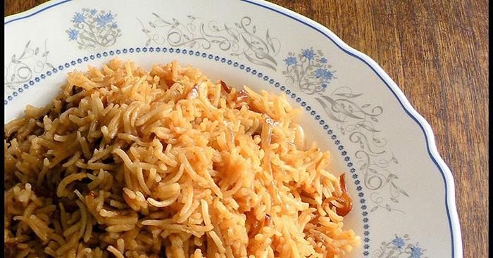 Caramelised Brown Rice