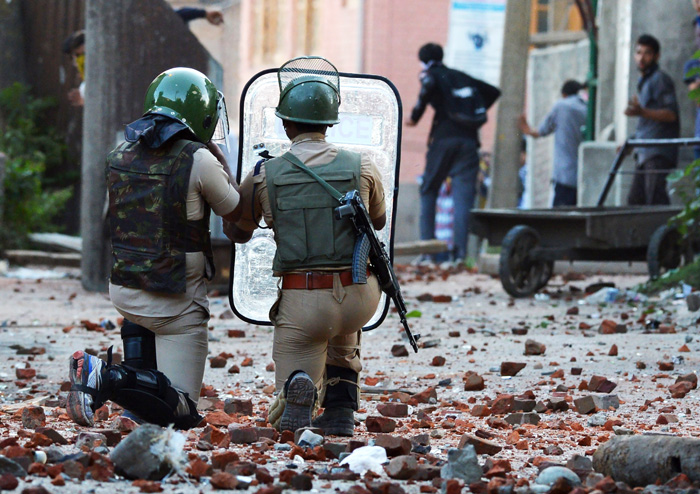 21-year-old killed by pellets, case registered against security personnel