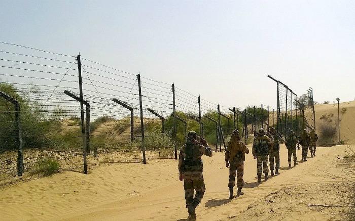 jaisalmer border