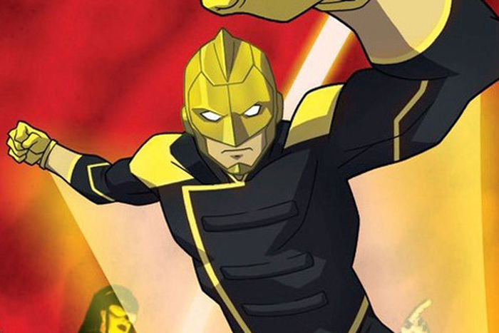 First Gay Superhero Series