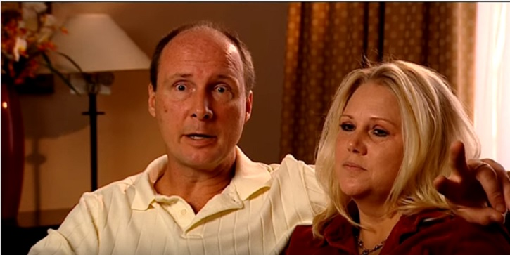 Jim and his wife