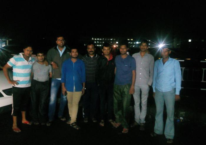 Rakt Archana core team