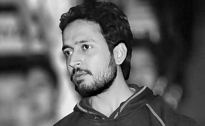 JNU student leader Anmol Ratan