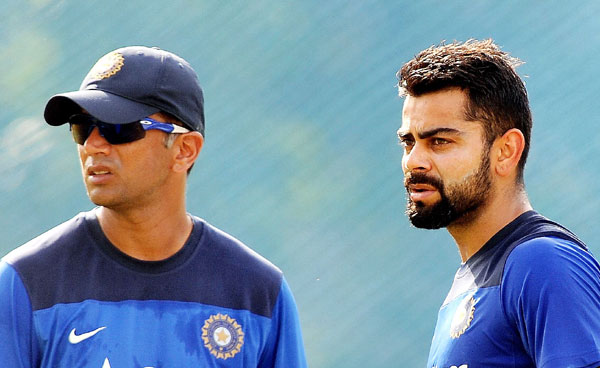 What Virat Kohli Just Said About Rahul Dravid Will Teach Us How To ...
