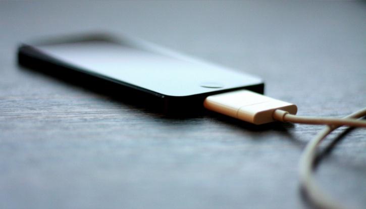phone charging