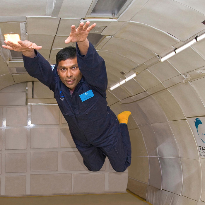 Moon Express, co-founded by Naveen Jain