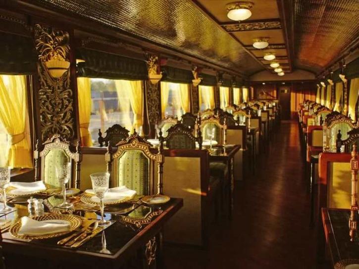 Maharaja Express 1