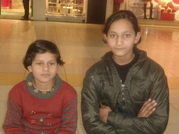 Latika Bansal and Tanya