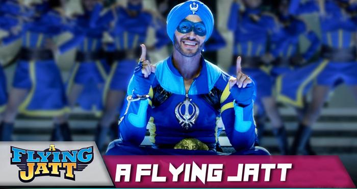 The Flying Jat