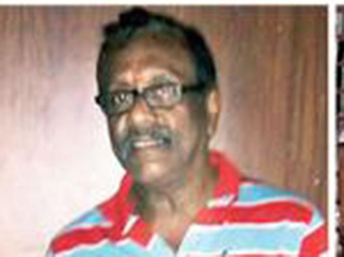 Babu Kurup, the society's treasurer
