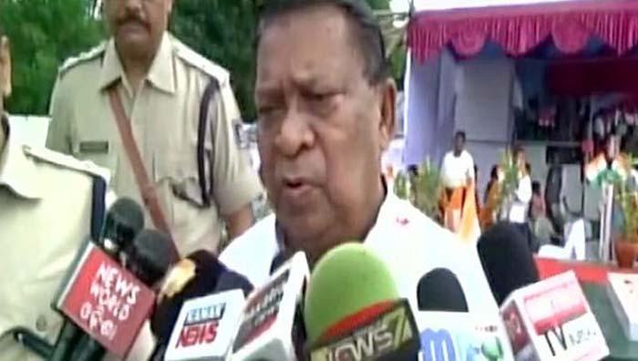 Odisha minister, Jogendra Behera
