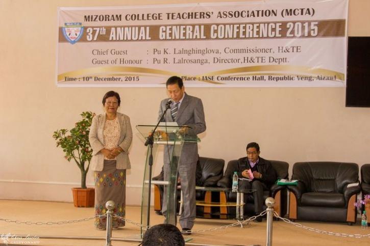 Mizoram College