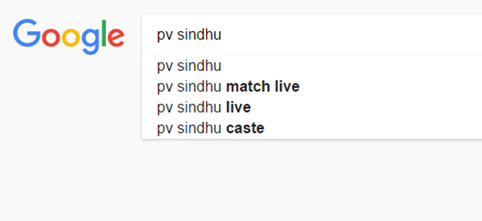 PV Sindhu Caste