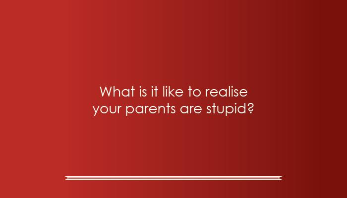 Stupid Questions Quora