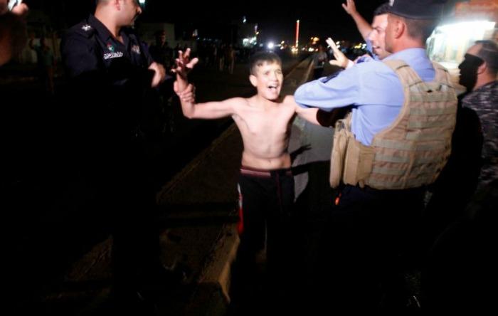 Iraqi boy