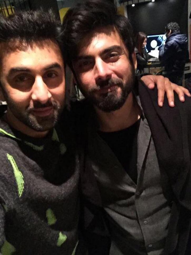 Ranbir and Fawad
