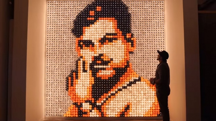 A tribute to freedom fighters