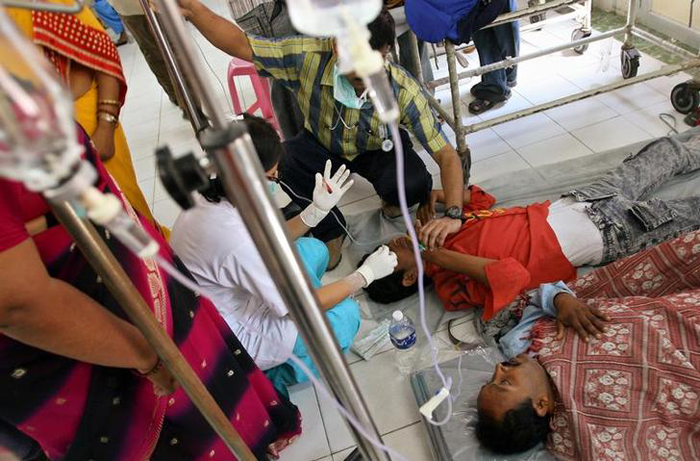 Dengue, Chikungunya, Viral Fever