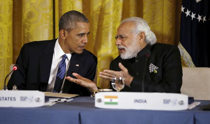 Prime Minister Narendra Modi And Barack Obama