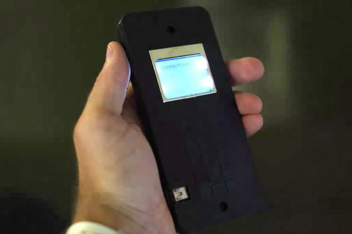 Self-Assembling Phones