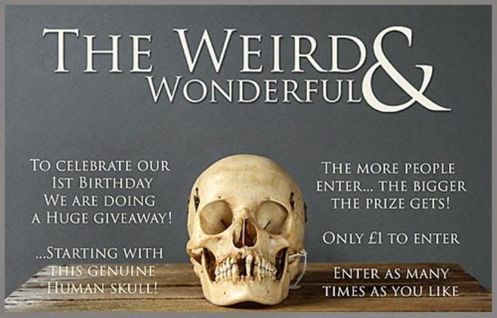 Weirdest Prizes