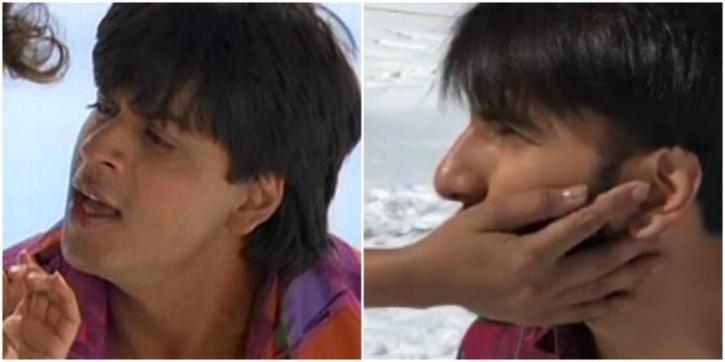 Shah Rukh Khan and Ranveer Singh