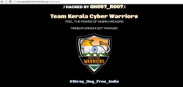 Kerala cyber hackers
